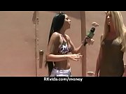 Amateur Chick Takes Money For A Fuck 13
