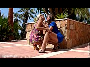 Rikki and Cate lesbian sex on Sapphic Erotica