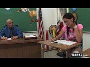 Horny Schoolgirl Fucks Her Teacher After Class!