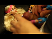 stunning disney descendant'_s ally doll makes me cum.