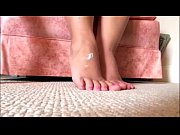 pov foot fetish therapy session