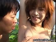 Ann Nanba Japanese babe gets super