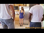 bbc loving housewife spitroasted in threesome