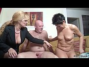 thumb real german  couple in female casting with big tit milf