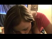 Amateur babe creampied on real homemade