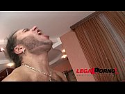 Blonde Britney gets her tight ass penetrated with a facial finish