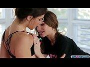 Rebel Lynn and Abella Danger pleasuring each other&#039_s twats