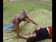 fbb brutal scissors knockout - youtube