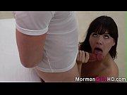 Teen mormon ass spermed