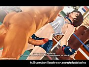Tekken Asuka fucked in Gym by King (Tifa Costume) SFM Movie
