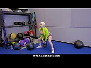 thumb Mylf   Gym Trai ner Fucks Milf Nikki Delano Nikki Delano