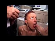 horny german secretary pleasing two colleagues