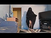 musulmane seins nus en niqab et.