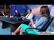 (Juelz Ventura) Office Girl With Round Big Boobs Enjoy Hard Sex movie-15