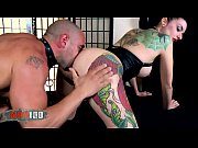 Hot Milf dominating and humiliating submisive body builder