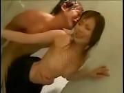 Japanese shower fuck