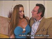 Busty Wife Fucks Coed For Hubby