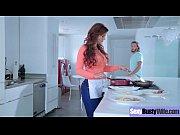 (Syren De Mer) Hot Big Melon Tits Milf Enjoy Hardcore Bang video-28