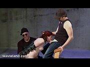 wasteland bondage sex movie -  master&rsquo_s apprentice.