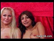 Four horny sluts satisfy a lucky guy