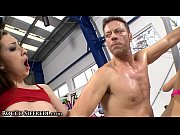 Rocco Siffredi Nails 2 Dick Hungry Workout Sluts!