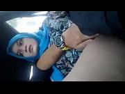thumb Girlfriend Puss y Fingered In A Car  Car