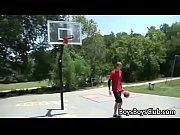 Black Muscular Gay Man Fuck WHite Teen Boy 29