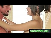 Sexy asian masseuse gets fucked during nuru massage 22
