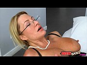 Teen GF shared BFs cock with her stepmom