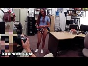 XXXPAWN Desperate Latin Nurse Visits Pawn Shop For Fast Cash