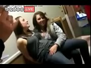 -  college teen fingered at college party