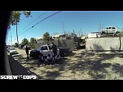 thumb Screw The Cops    White Female Cop Fucked By T Cop Fucked By Three Bbc