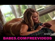 Soft and supple blonde teases her man with her juicy ass