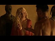 spartacus - the best sex scenes (anal, orgy, lesbian)