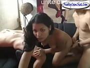 FreakyCamChat.Com Amateur Webcam Latina Threesome