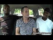 Blacks on boys Gay Interracial Nasty Fuck Video 23