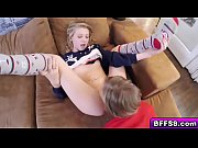 Moriah Tyler and Sydney Cole getting banged