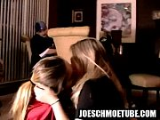 Two amateur lesbian babes lick each others pussies
