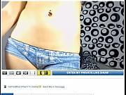 Latina teen ass in tiny shorts