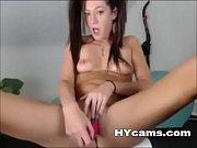 Cute 18 Teen Masturbates Her Tight Pussy