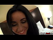 Brunette girlfriend gets dick in her ass and loves it Stephani Moretti 1 5
