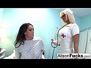 Weird Nurse Nikita tries to heal Alison