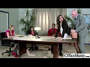 Sex Tape With Slut Busty Hot Office Nasty Girl (stephani moretti) video-14