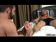 Gay mature couple