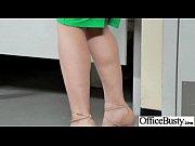 (jayden jaymes) Busty Office Slut Horny Girl Banged clip-18