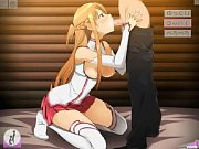 Sword Art Online Hentai  Asuna
