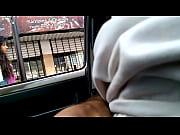 2014-04-12 otra flashing en la parada de bus