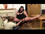 real flexible bbw doll