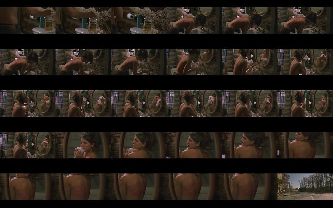 Cerina vincent nude pool scene
