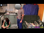 Real video spy cam hot woman and plumber in house